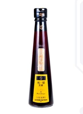 セゾンファクトリー 飲む酢 柘榴(ざくろ)黒酢 200ml