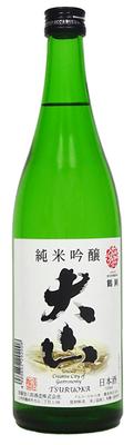 【庄内酒まつり】大山 純米吟醸 ユネスコラベル 720ml