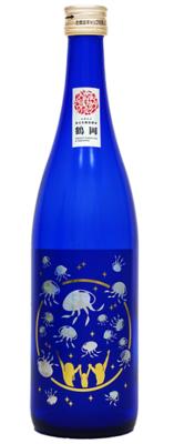 【庄内酒まつり】大山 純米吟醸 クラゲ(ユネスコシール付き) 720ml
