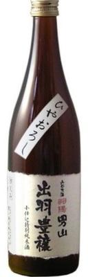 【9月8日発売】男山 特別純米酒 出羽豊穣 720ml