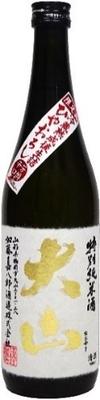 【9月2日発売】清酒大山 特別純米酒 ひやおろし 720ml