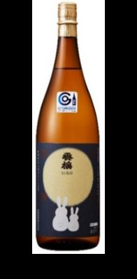 【秋にオススメ!通年品】香梅 純米吟醸 月見うさぎ 720ml