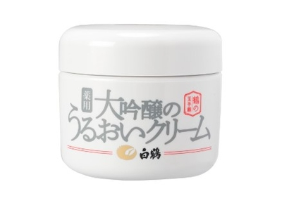 白鶴 鶴の玉手箱 薬用 大吟醸クリーム 90g