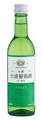 No.346 大浦葡萄酒 大浦葡萄酒(白・辛口) 360ml
