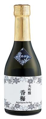 No.331 香坂酒造 雪女神 大吟醸 香梅 300ml