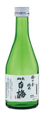 No.325 羽根田酒造 羽前白梅 穂の香 純米酒 300ml