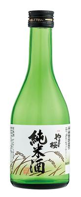 No.321 佐藤佐治右衛門 純米酒 やまと桜 300ml