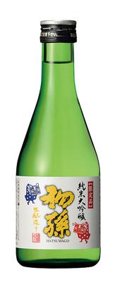 No.311 東北銘醸 初孫 生酛純米大吟醸 300ml 《限定酒》