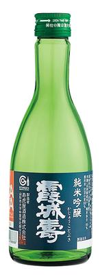 No.301 寿虎屋酒造 純米吟醸 霞城寿(セレクション) 300ml