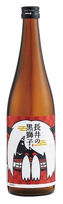 No.29 鈴木酒造店長井蔵 長井の黒獅子〈普通酒〉 720ml