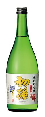 No.12 東北銘醸 初孫 生酛純米大吟醸 720ml 《限定酒》
