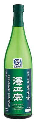 No.6 古澤酒造 沢正宗 純米大吟醸 雪女神48 720ml 《限定酒》