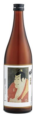 No.4 出羽桜酒造 出羽桜 大吟醸 山田錦4割8分 写楽ラベル 720ml 《限定酒》