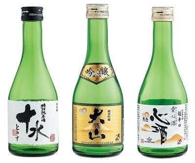 PR03 加藤嘉八郎酒造 3本セット