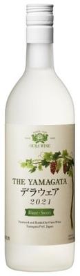 【9/25発売】大浦葡萄酒 THE YAMAGATAデラウェア 白 甘口(新酒) 720ml