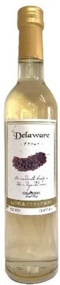 【10/15発売】東根フルーツワイン デラウェア白ワイン 甘口(新酒)500ml