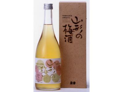 菊勇 山形の梅酒 720ml