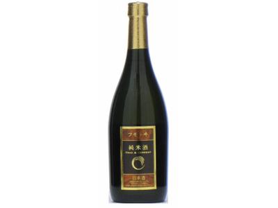 フモトヰ 純米酒 Trad & Current 720ml