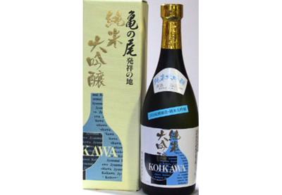 鯉川 純米大吟醸 KOIKAWA 亀の尾100% 720ml