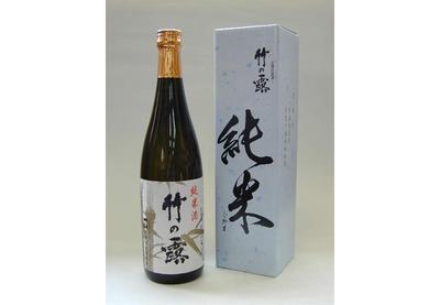 竹の露 純米 720ml