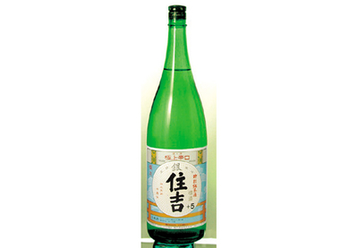 特別純米酒 極上銀住吉 1.8L