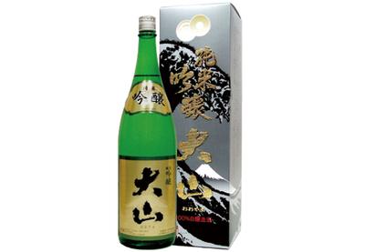 大山 純米吟醸 1800ml
