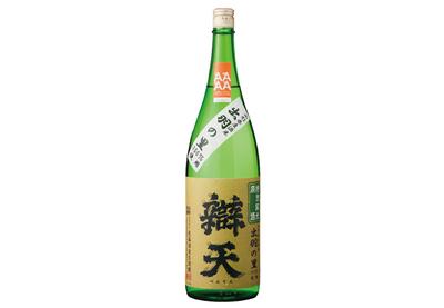 辯天 特別純米原酒 出羽の里100%使用 1800ml