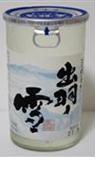 出羽ノ雪 普通酒 カップ 180ml