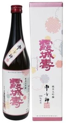 霞城寿 純米大吟醸「雪女神」 720ml