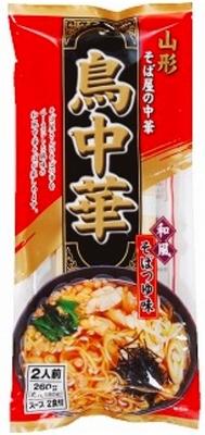 みうら食品 そば屋の中華鳥中華 260g×10(1箱)