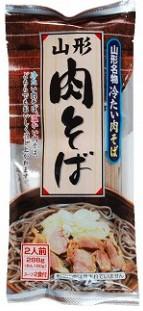 みうら食品 山形の肉そばスープ付き 288g×10(1箱)