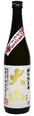 清酒大山 特別純米酒 ひやおろし 720ml