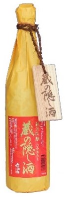 六歌仙 蔵の隠し酒 純米吟醸 ひやおろし 720ml