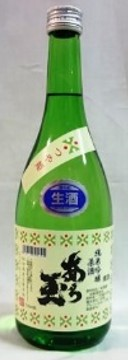 あら玉 つや姫 純米吟醸生原酒 720ml【1/10発売予定】