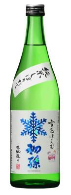 初孫 雪色ぽえむ 純米しぼりたて 720ml【11/26入荷予定】