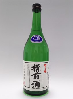 槽前酒 やまと桜 しぼりたて 720ml【12/20発売予定】