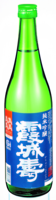 『山形の酒米応援キャンペーン』№1 寿虎屋酒造 純米吟醸 霞城寿 720ml