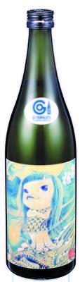 『山形の酒米応援キャンペーン』№4 出羽桜酒造 純米大吟醸 アマビエさま 720ml 【限定酒】