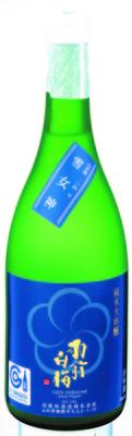 『山形の酒米応援キャンペーン』№24 羽根田酒造 羽前白梅 山酒純米大吟醸 720ml