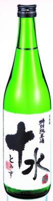 『山形の酒米応援キャンペーン』№23 加藤嘉八郎酒造 大山特別純米酒 十水 720ml