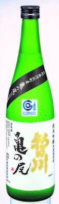 『山形の酒米応援キャンペーン』№9 朝日川酒造 純米吟醸 亀の尾 720ml 【限定酒】