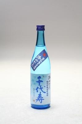 【6/1発売予定】千代寿 純米吟醸 冷やがこい 720ml(要冷・クール便)