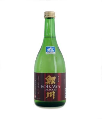 鯉川 純米吟醸 DEWA33(火入れ) 720ml