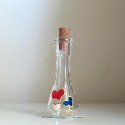セルビア|ラキヤ用グラス(COKANJ・3つのハート)|30ml