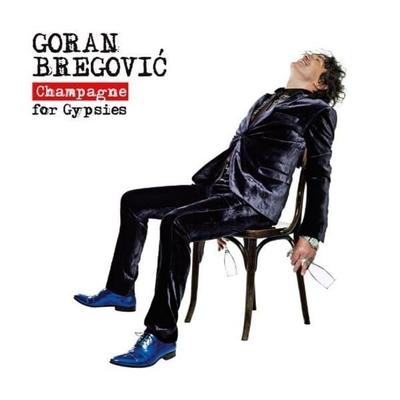 輸入盤|CD|ゴラン・ブレゴヴィッチ|『CHAMPAGNE FOR GYPSIES』