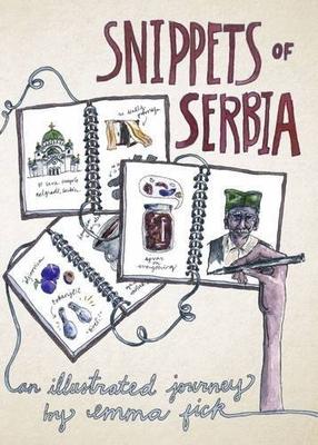 英語版|『SNIPPETS OF SERBIA(セルビアの断片)』