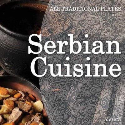 英語版|『SERBIAN CUISENE (2IZDANJE) (セルビア料理・第2版)』