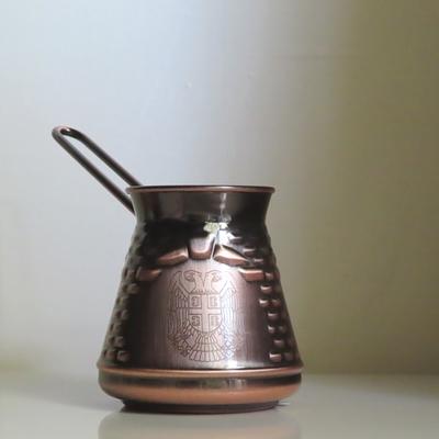 セルビア|トルココーヒー鍋(DZEZVA)|2杯用