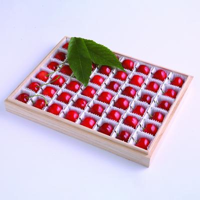 【PS-2】特選「はじまりの樹」紅秀峰 48粒入 桐箱・宝石詰め