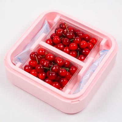 【S-15】紅秀峰大粒バラパック(保冷箱) 約1kg(約500g×2)